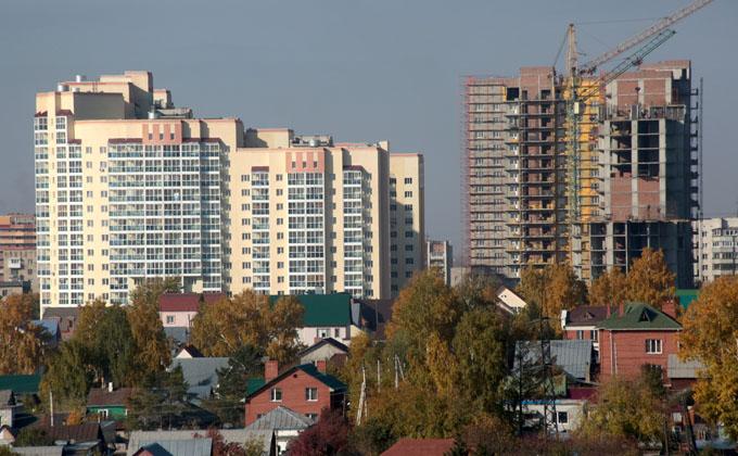 Без света пришлось ночевать жителям трех ЖК в Новосибирске