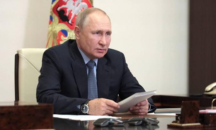 Президент поддержал предложение «Единой России» и подписал указ о  единовременных выплатах военным, курсантам и правоохранителям