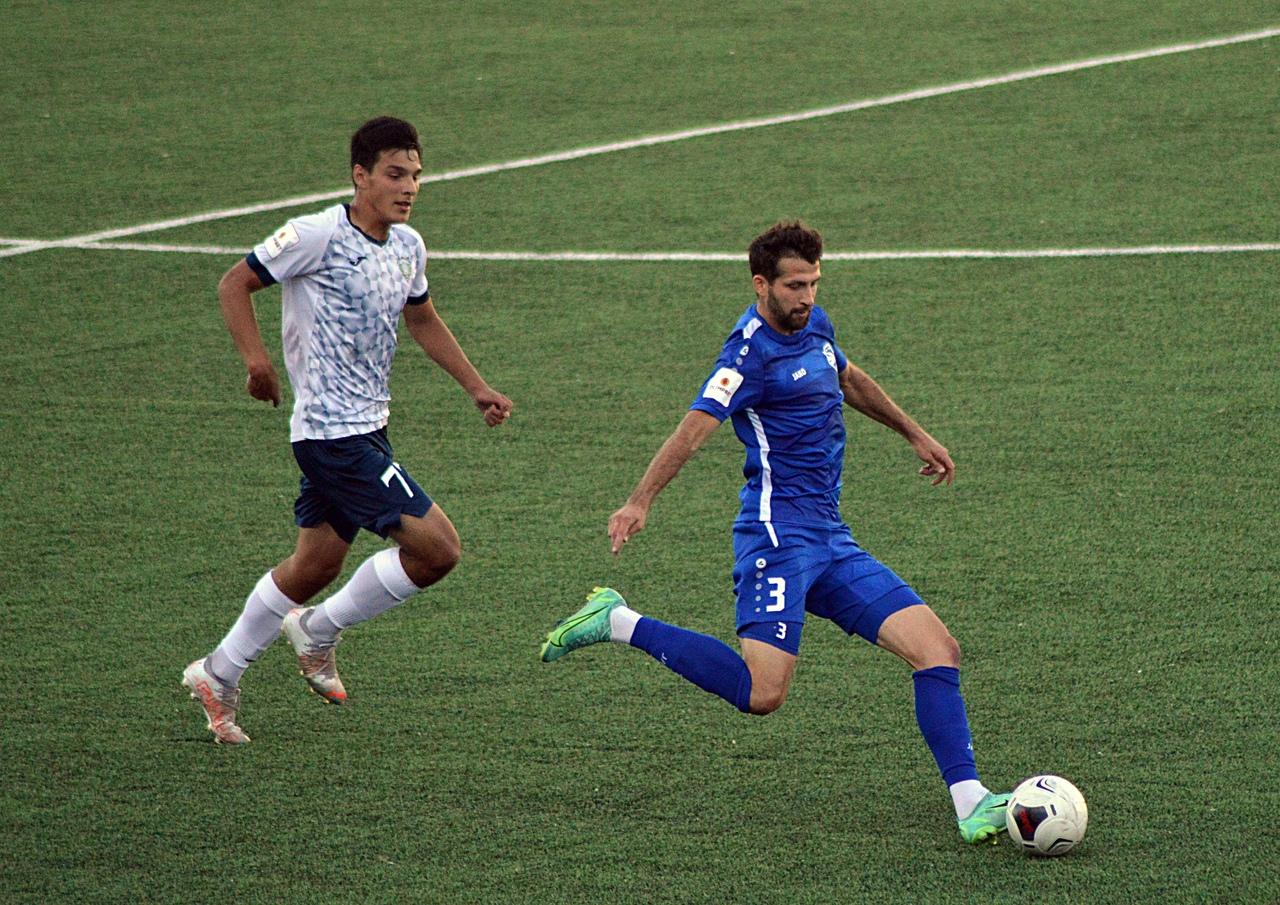 ФК «Новосибирск» обыграл «Волгу» и поднялся на третье место ФНЛ-2