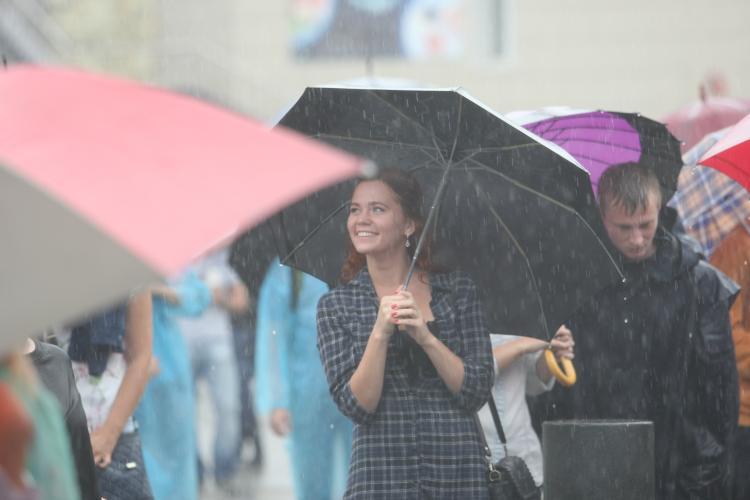 Дожди покинут Приморье в ночь на среду