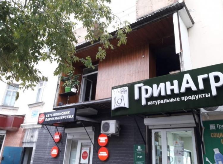 Во Владивостоке в результате пожара на Борисенко, 17 никто не пострадал