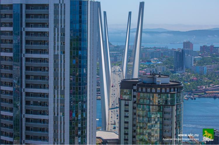 Три новые улицы и один переулок появились во Владивостоке