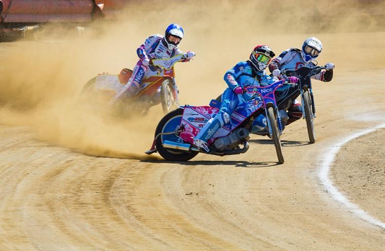Приморский гонщик выиграл очередной этап личного чемпионата мира по спидвею