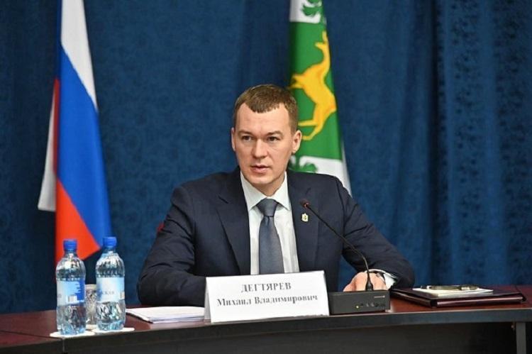 «Хабаровск во всем его делает»: Дегтярев снова высказался о Владивостоке