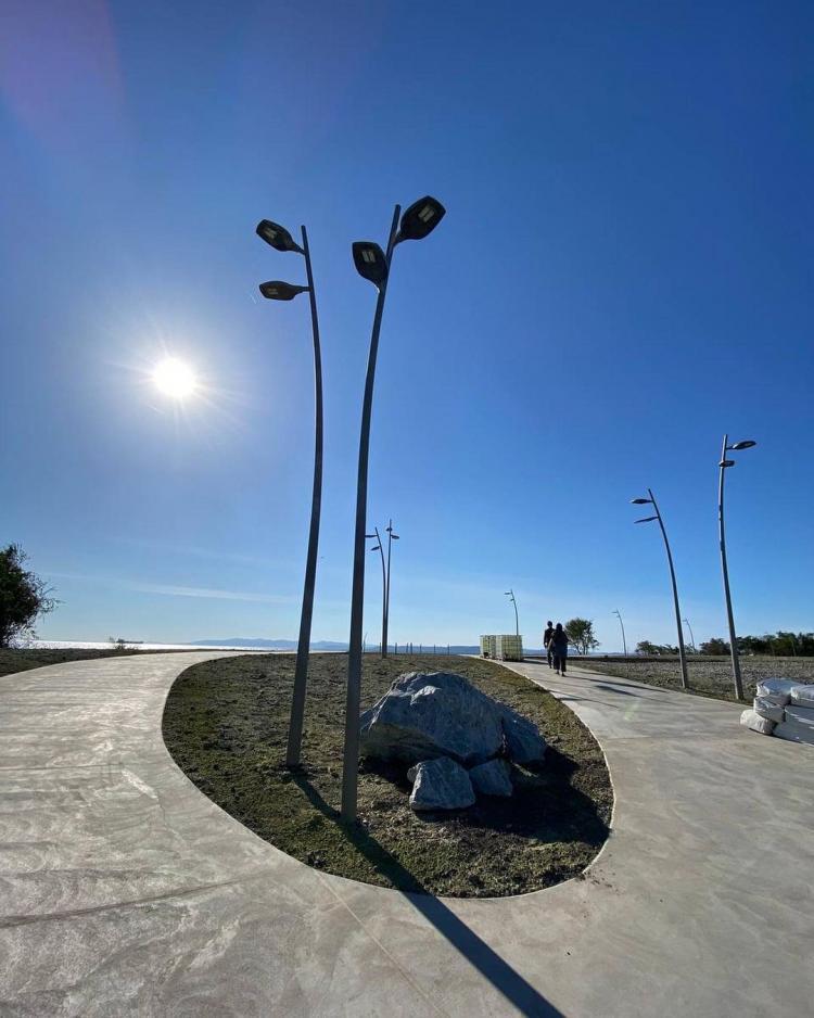«Очень достойно»: владивостокцы - об обновлённом месте отдыха