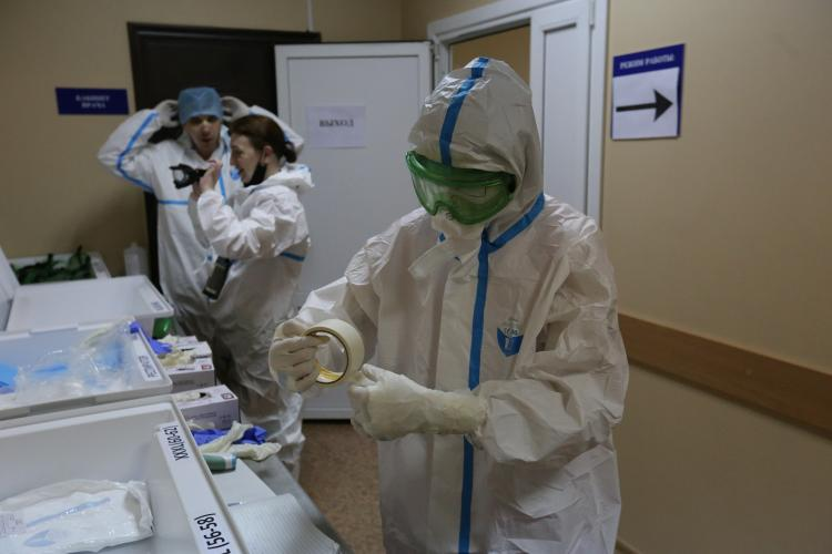 В Приморье выявили 216 случаев коронавируса