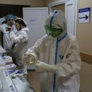 За прошедшие сутки в Приморье зафиксировали 217 заболевших COVID-19