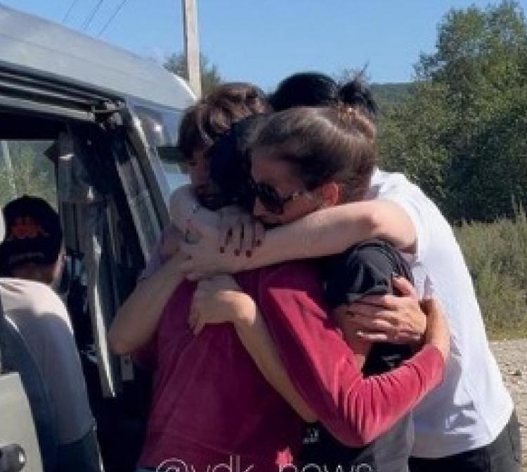 Пропавшие в приморском лесу женщины вернулись домой