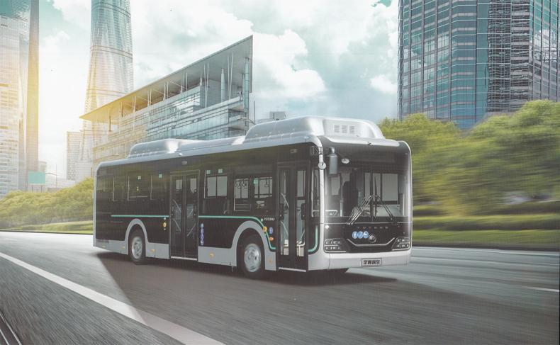 Во Владивостоке могут появиться автобусы нового поколения