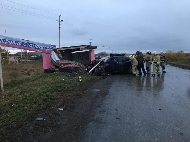 Врезался в столб - смертельное ДТП произошло в Барабинском районе