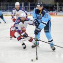 ХК «Сибирь» впервые в сезоне обыграл ЦСКА