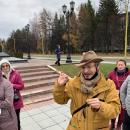 Новосибирское метро оценили фанаты советской архитектуры из Москвы
