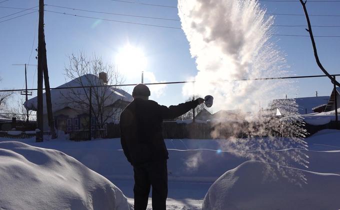 Холодная зима-2022: синоптики дали прогноз для Новосибирской области