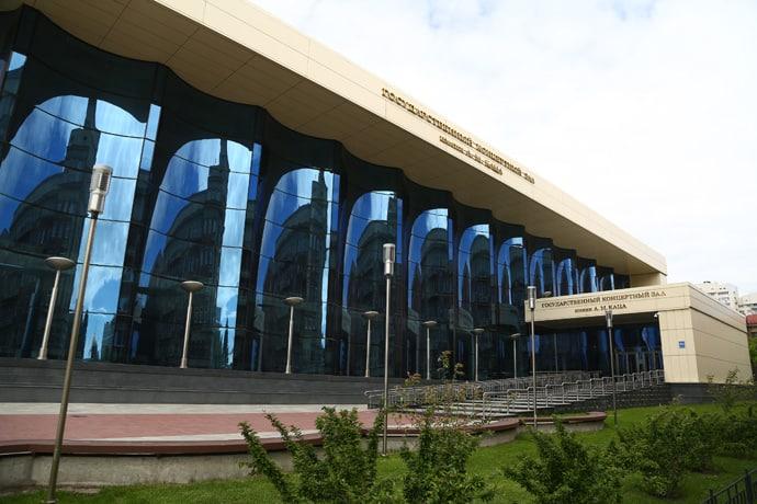 Архитектор зала имени Каца умер в Новосибирске от COVID-19