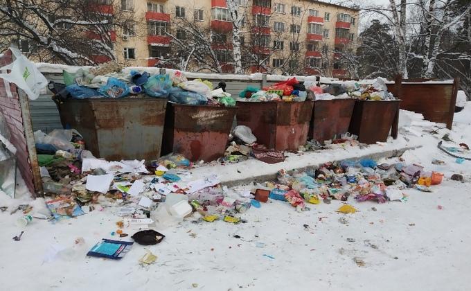 Арбитражный суд признал законным повышение «мусорного» тарифа на 40% в Новосибирске