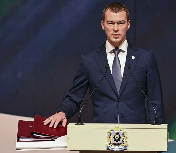 Дегтярёв намерен отобрать у Владивостока проведение ВЭФ