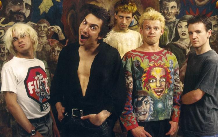 О рок-группе
