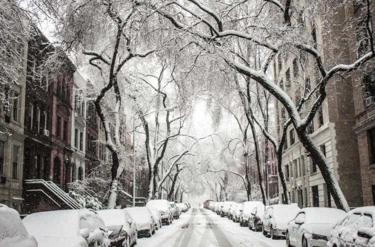 Синоптики назвали дату первого снегопада во Владивостоке