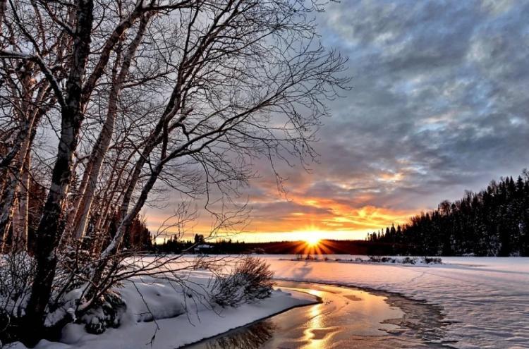 Снег и похолодание до -8°С ожидаются в Приморье на выходные